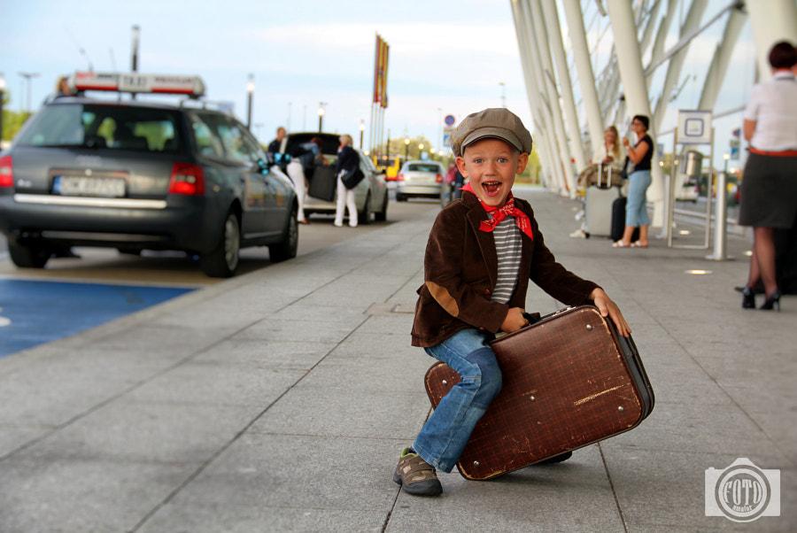 Off we go! by Piotr Wyroślak on 500px.com