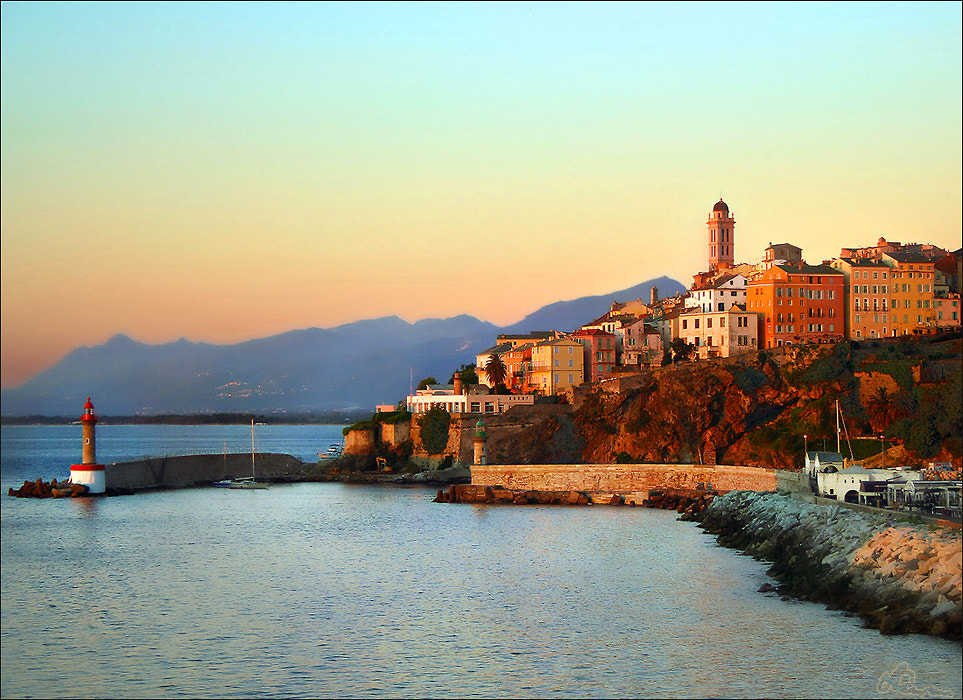 Photograph Bastia, morning by Alla  Lora on 500px