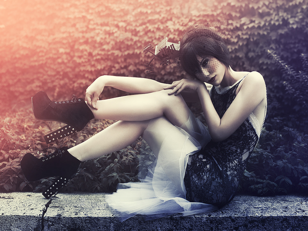 Photograph Sweet Mery by Rebeca  Saray on 500px