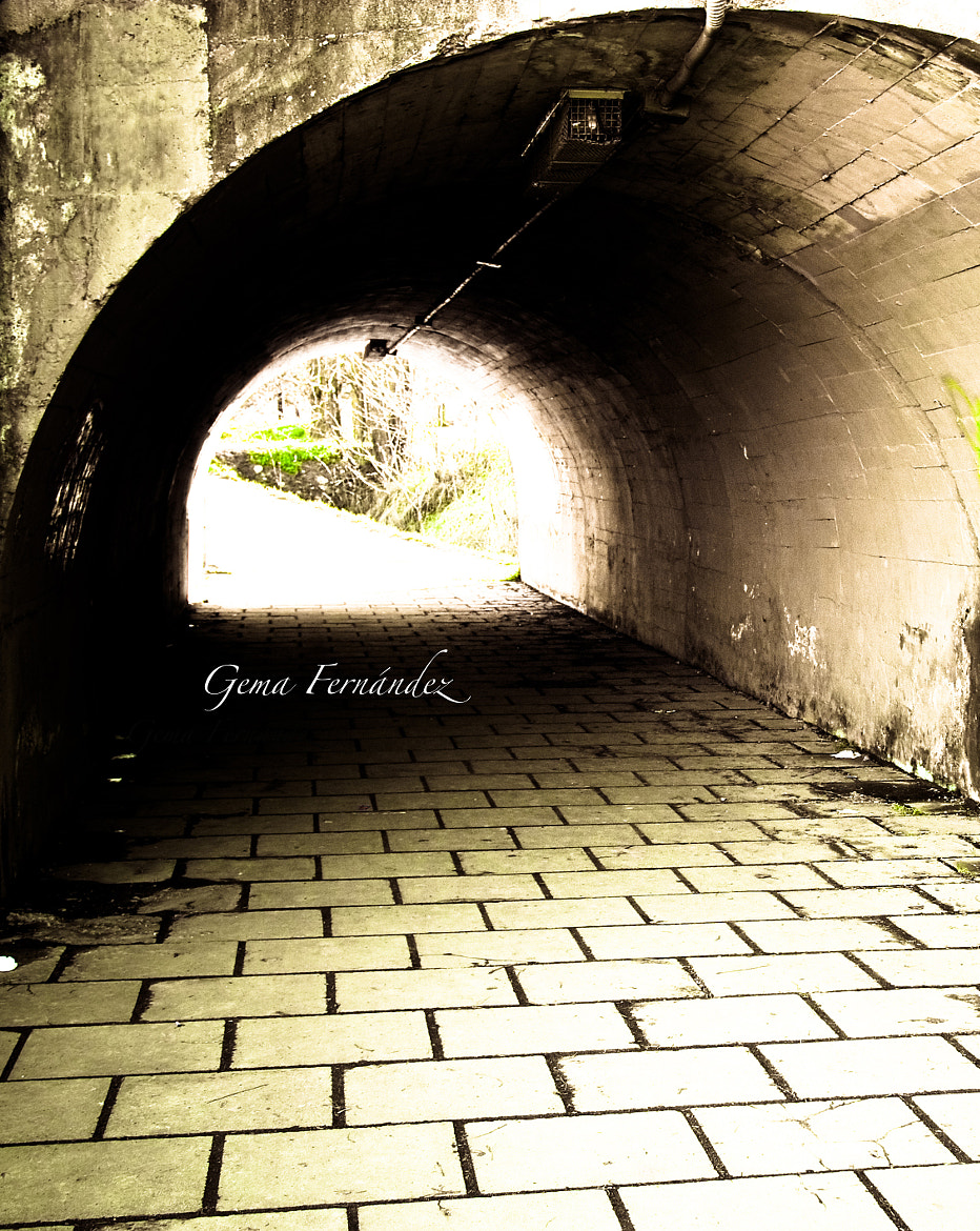 Photograph At the end of the tunnel by Gema Fernández on 500px