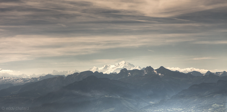 Photograph Mont-Blanc by Eddy C on 500px