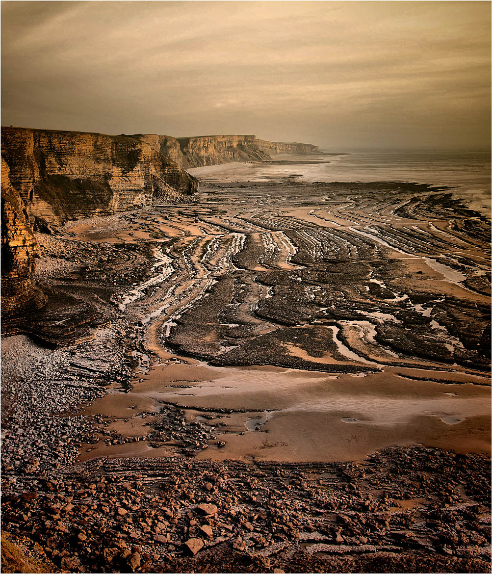 Photograph jurassic coast by pthobson19 on 500px