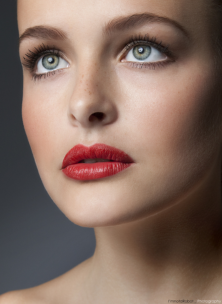 Photograph Beauty by Robby Politi on 500px