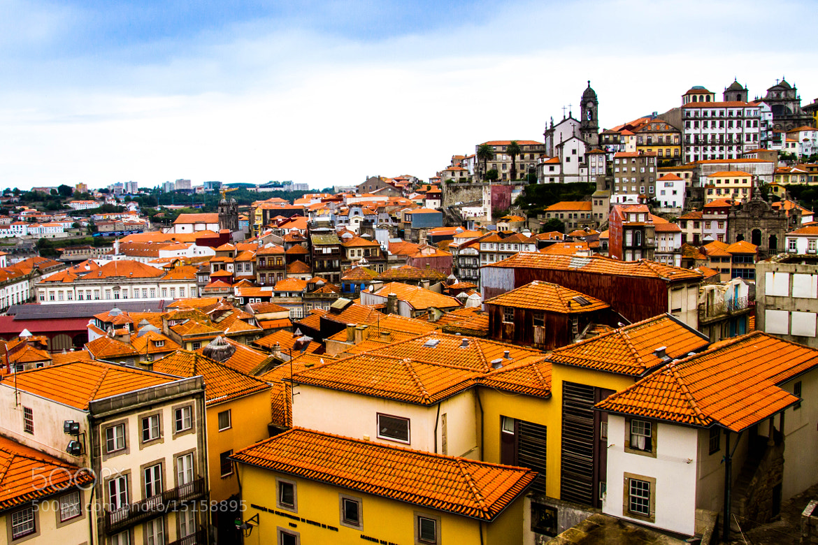 Photograph Colorful Rooftops by Ryan Opaz on 500px