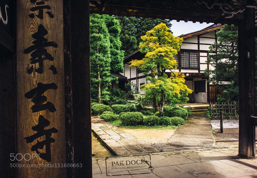 Door in Takayama