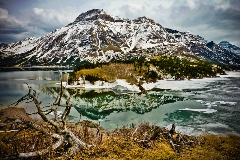 Photograph Watereton Lake by Norbert Weiss on 500px