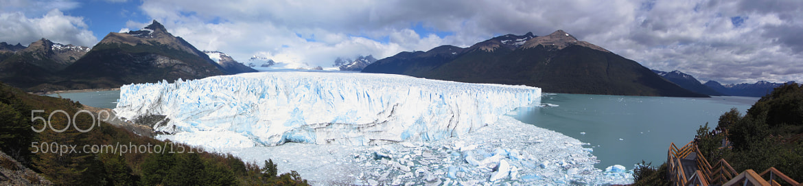 Photograph Perito Moreno Glacier by Matan Sagi on 500px