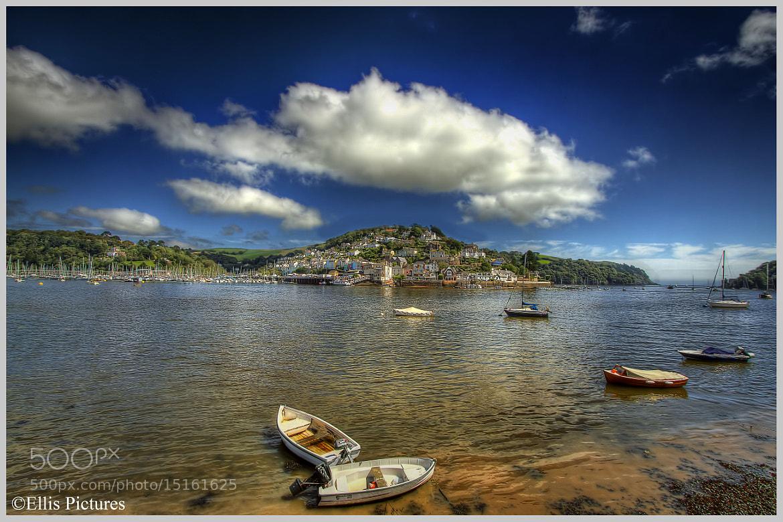 Photograph Dartmouth Harbour by Steven Ellis on 500px
