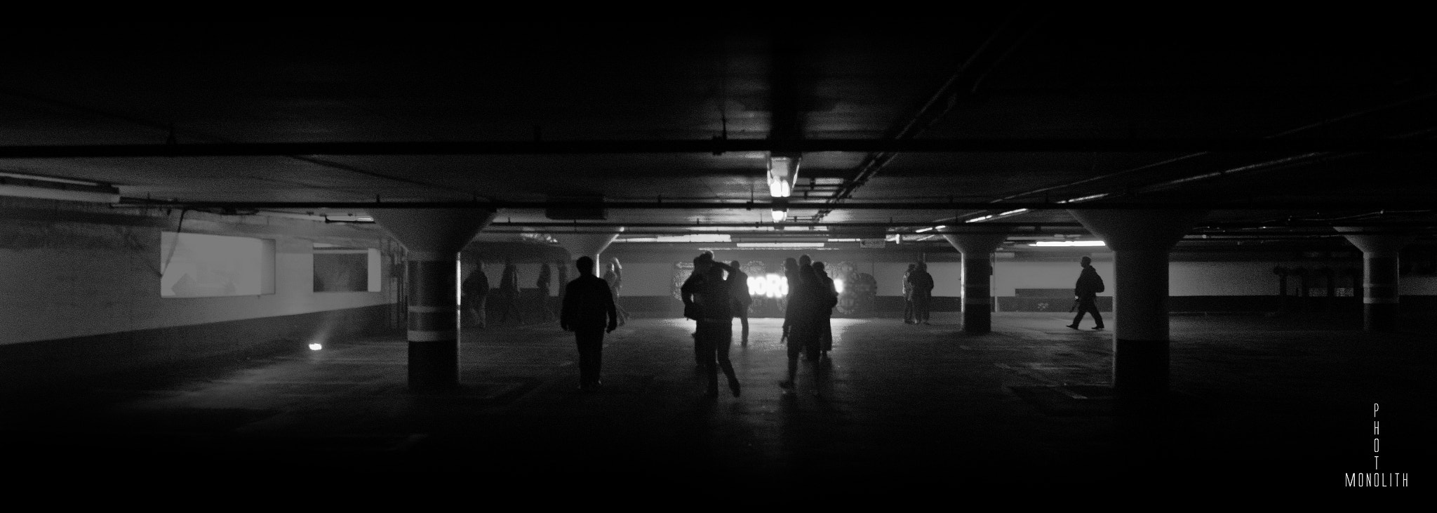 Photograph Underground by Monolith Photo on 500px
