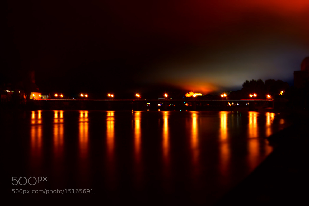Photograph Passau at Night  by Lecker Pfannkuchen on 500px
