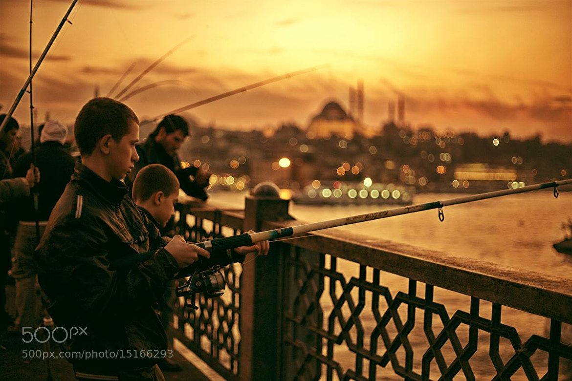 Photograph Child of Istanbul by Onur Gokkus on 500px