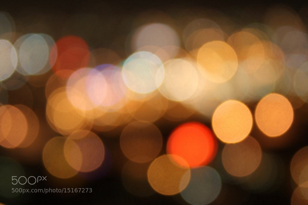 Photograph City Lights by Dave Atkinson on 500px