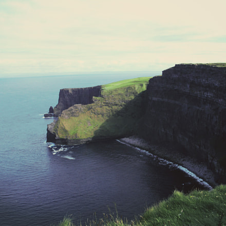 Cliffs of Moher, Fujifilm FinePix J30 J32 J38