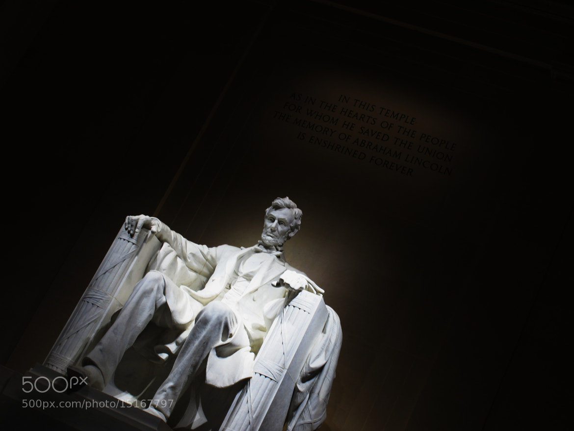 Photograph Lincoln by Aaron Schwartz on 500px