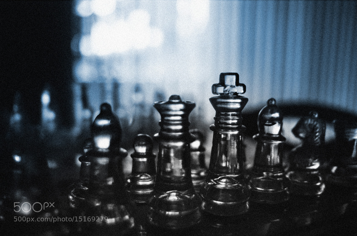 Photograph Checkmate by Hector M. Sanchez Jr on 500px