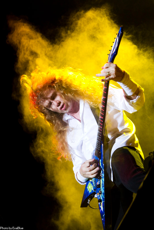 Photograph Megadeth by Eva Blue on 500px