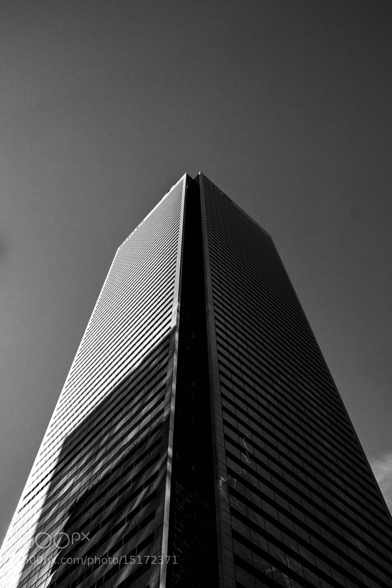 Photograph Bank of Montreal by Timothy Gaweco on 500px