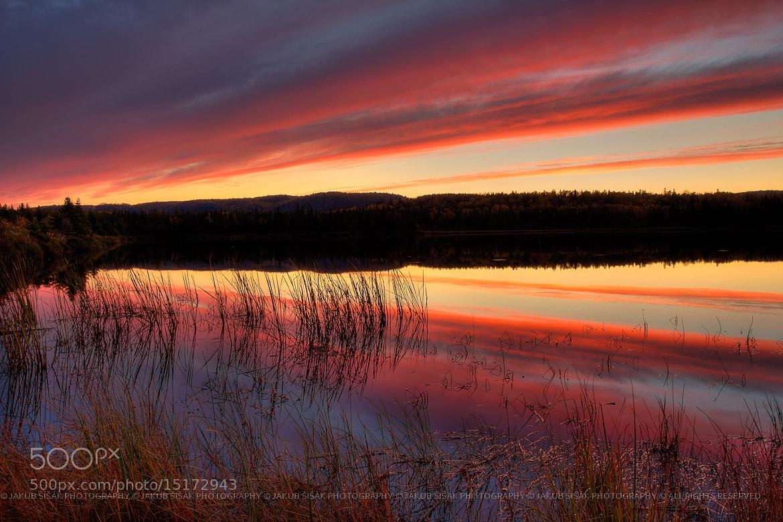Photograph After Sunset by Jakub Šišák on 500px