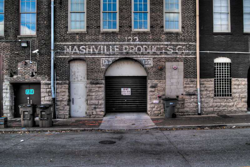Photograph Nashville Products Co by Rich Fought on 500px