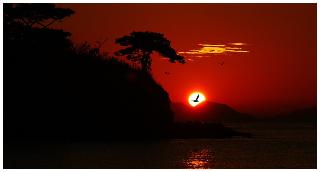 Photograph SUNSET by Kang jeon woong on 500px