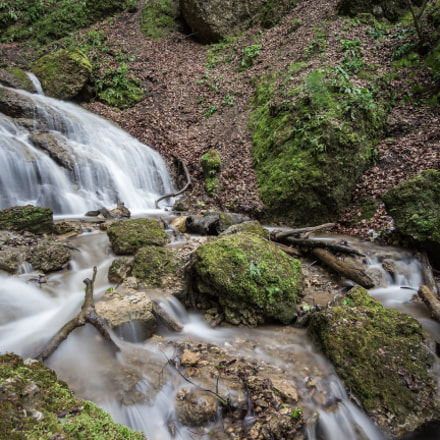 Waterfall - Ebenthal
