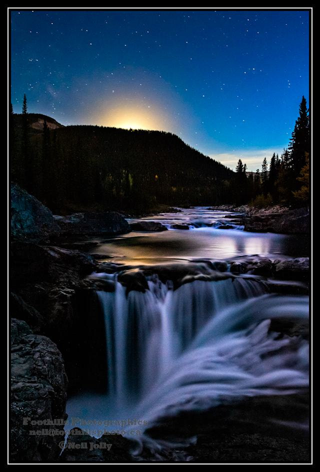 Photograph Night Falls by Neil Jolly on 500px