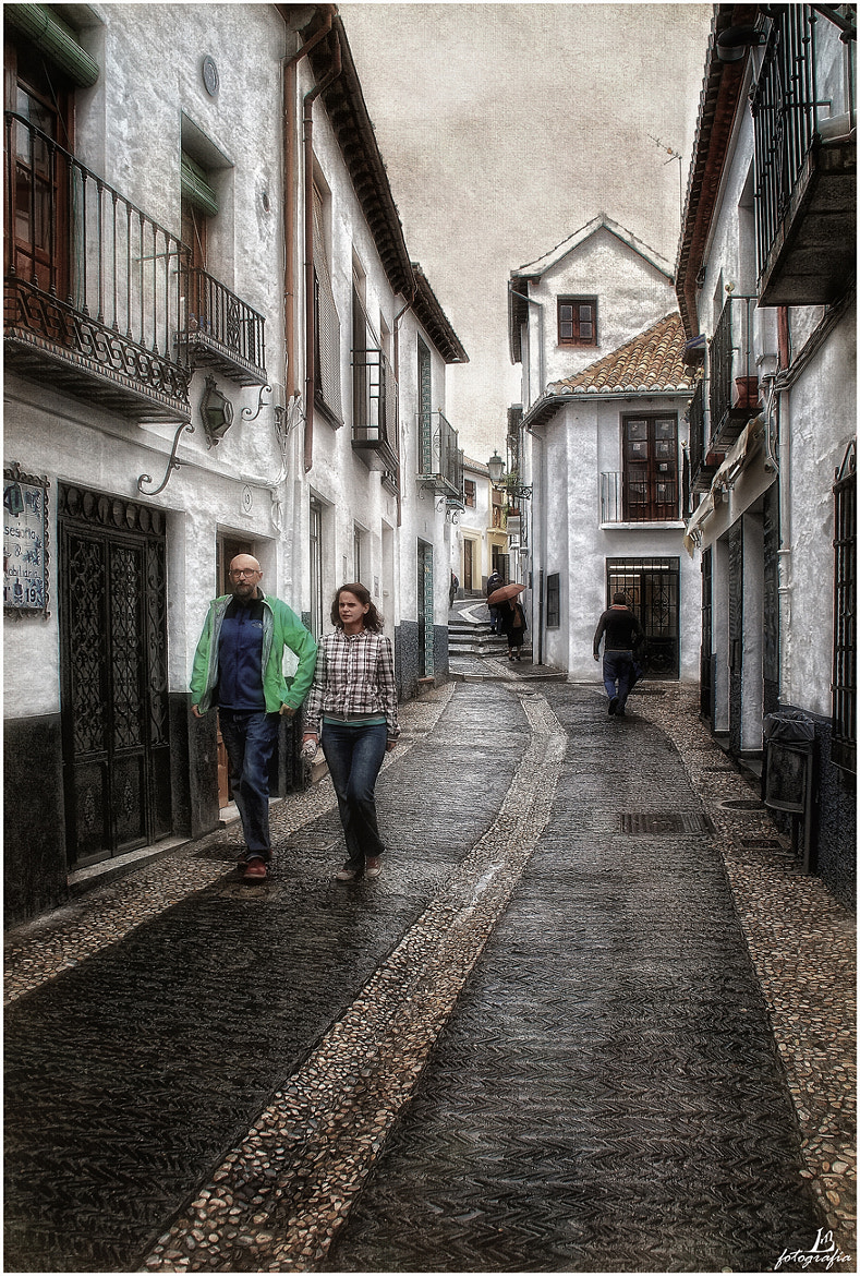 Photograph Streets of Granada I (Spain) by Manuel Lancha on 500px