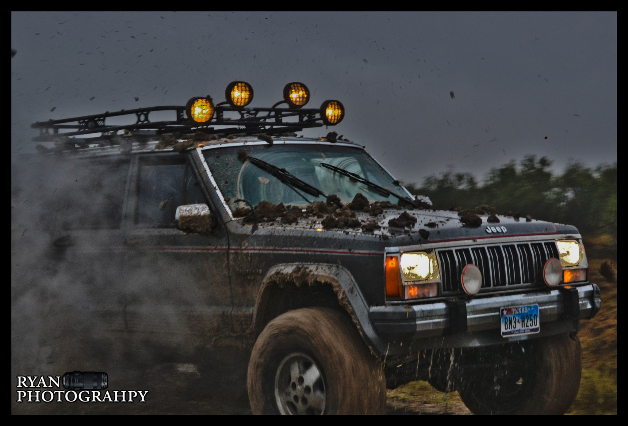 Photograph True Jeep by Ryan Garza on 500px