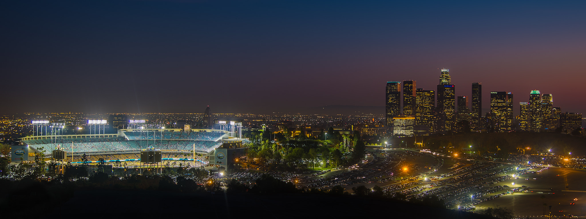 Photograph Dodger Stadium  by Bobby Gibbons on 500px