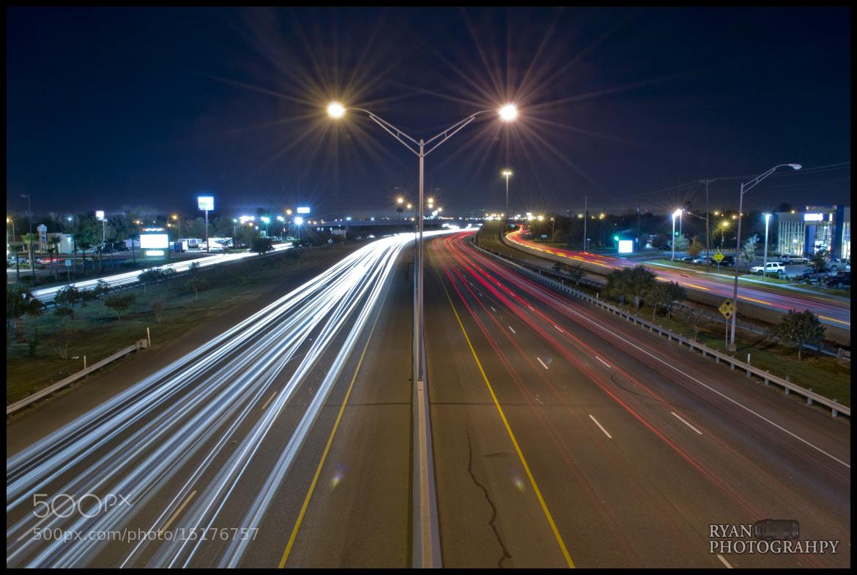Photograph Night Life by Ryan Garza on 500px