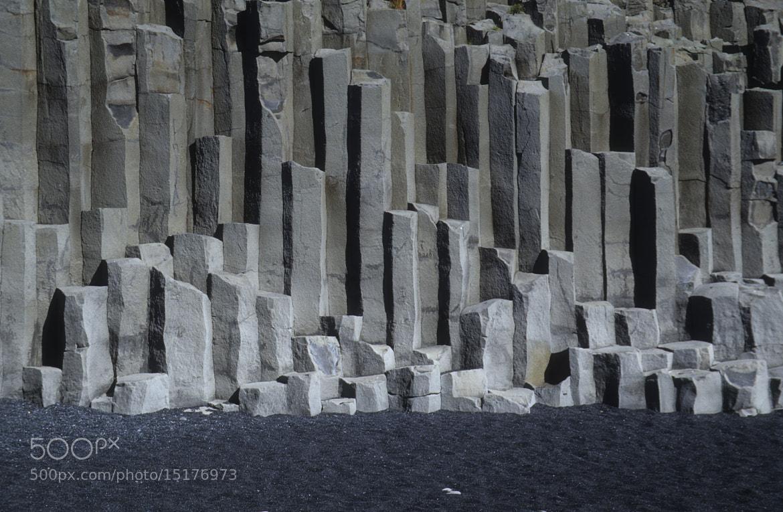 Photograph Basalt by Cornelia Braun on 500px