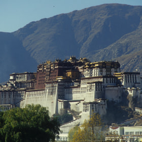 Potala by Cornelia Braun (cbphotoworld)) on 500px.com