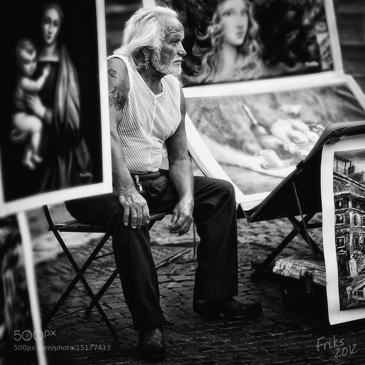 Photograph MICHELANGELO by Mr Friks on 500px