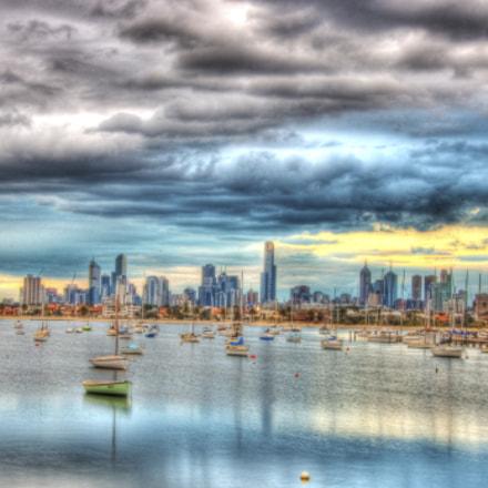 Sunset - Melbourne
