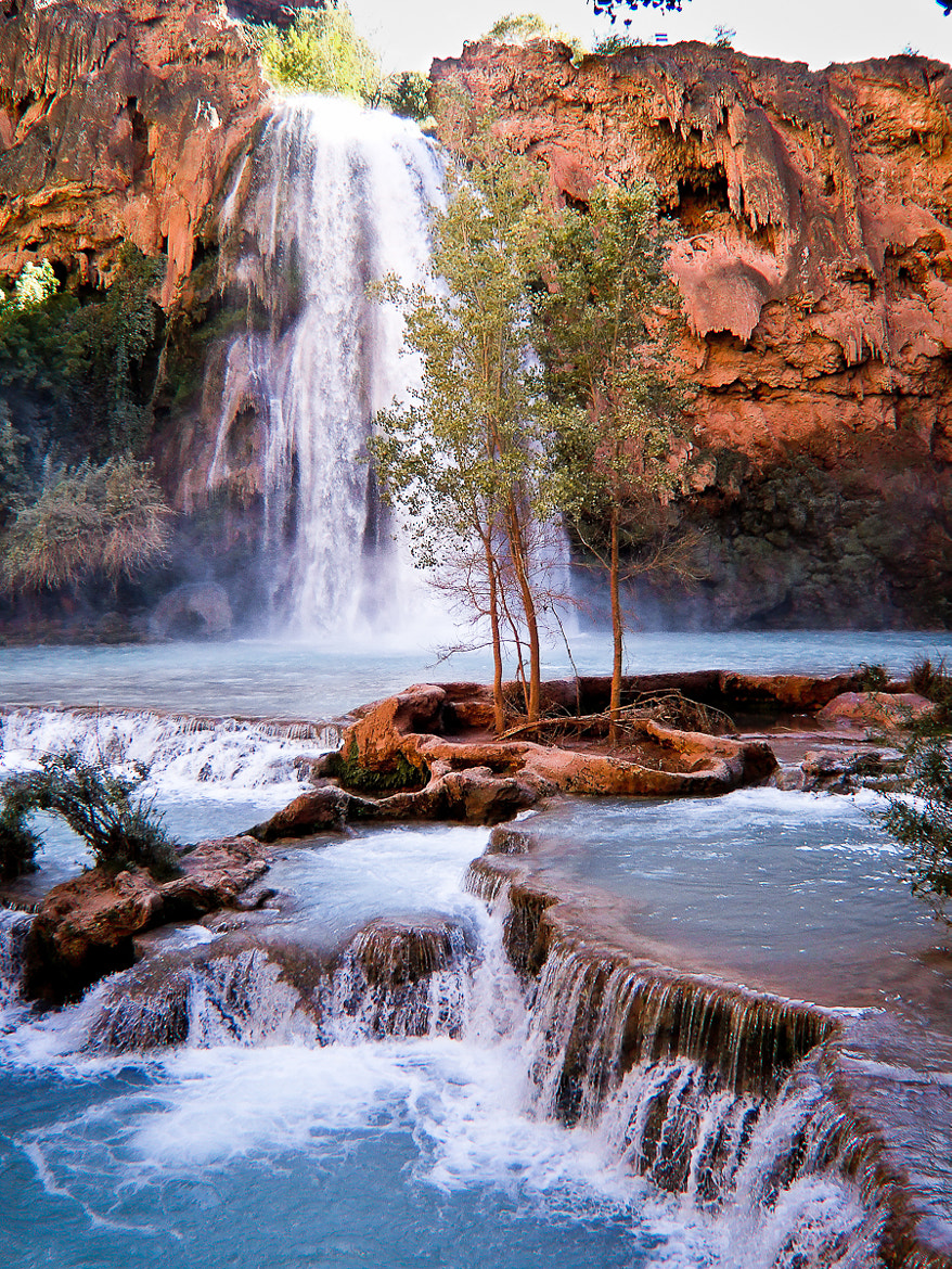 Photograph Havasu Falls by Romain Bertucelli on 500px