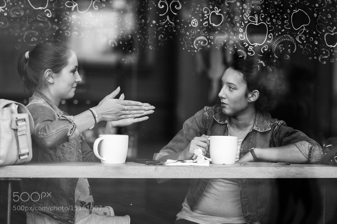 Photograph a little chat by Jakub Ostrowski on 500px