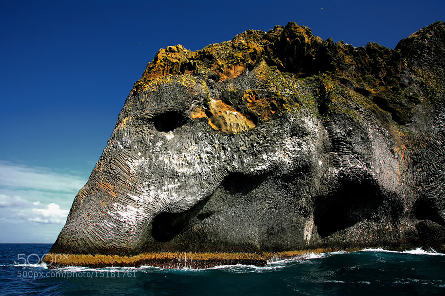 Photograph Elephant Cliff by Þorsteinn H Ingibergsson on 500px