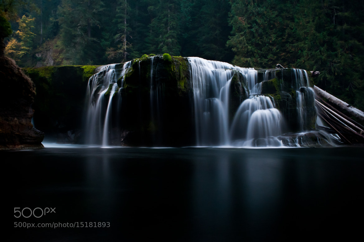 Photograph Lower Lewis Falls by Kirk DuBose on 500px