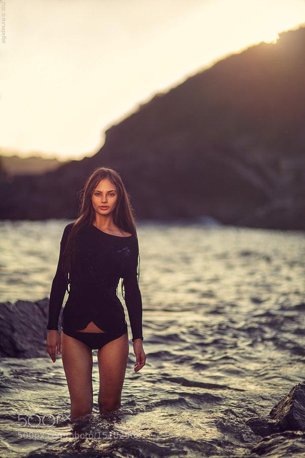 Photograph Christina by Danil Sigidin on 500px