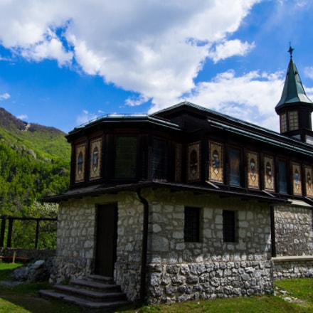 Church of Holy spirit in Javorca