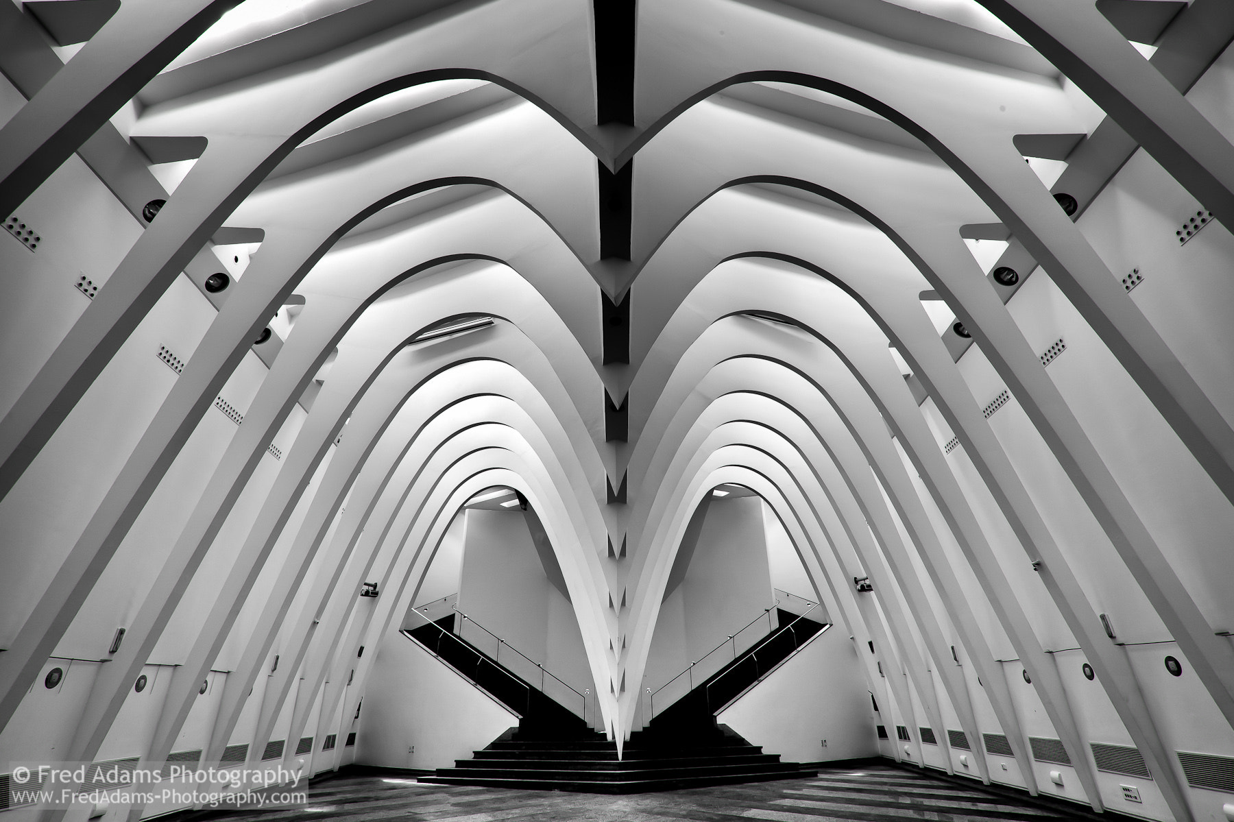 Photograph Underground Plaza by Fred  Adams on 500px