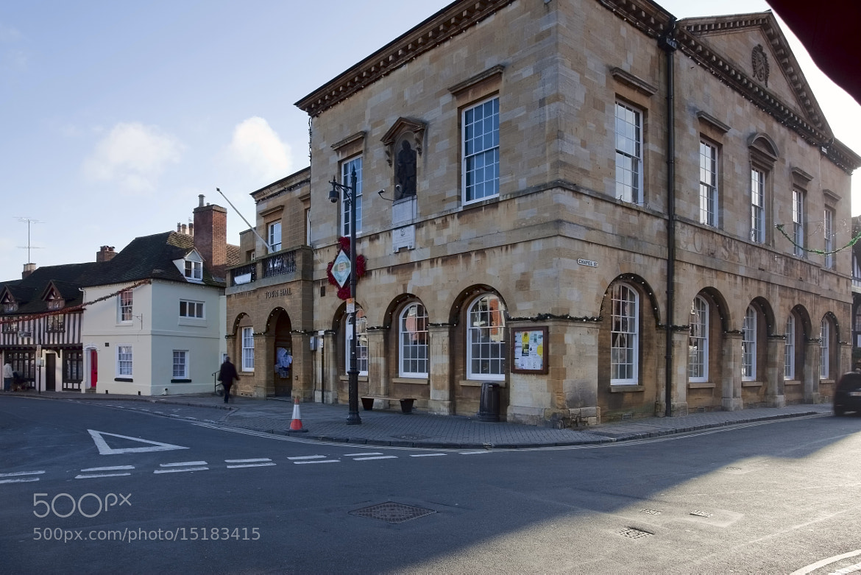 Photograph Town Hall by Игорь Гончаренко on 500px
