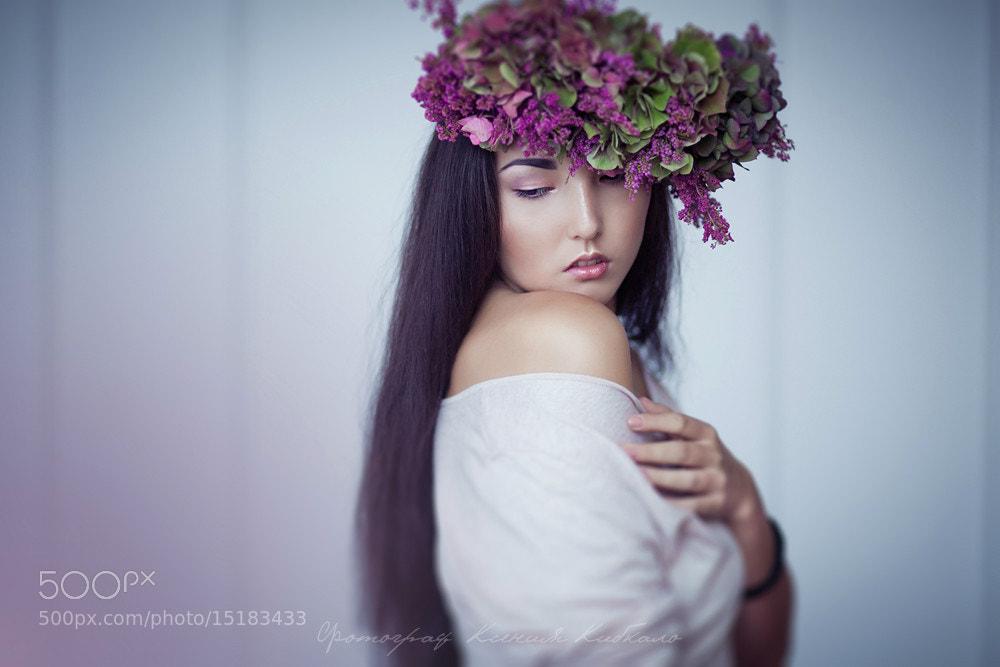 Photograph Justyna by Ksenia Kibkalo on 500px