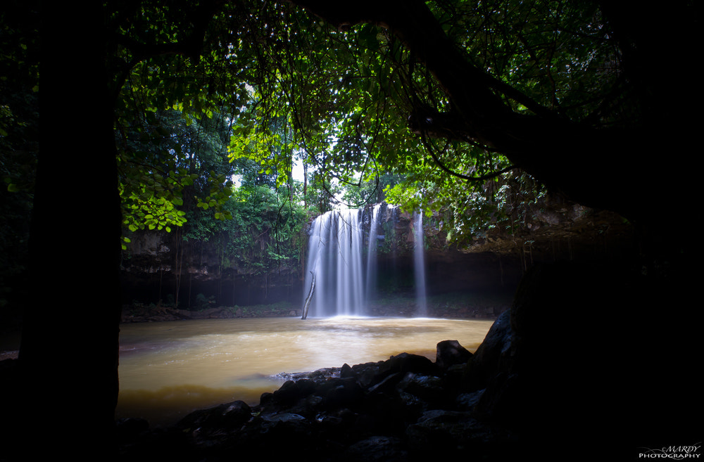 Photograph The Hiden Waterfall 3! by Mardy Suong Photography on 500px