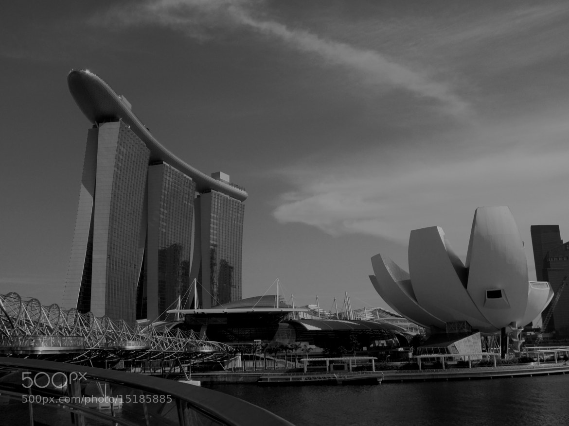 Photograph Marina Bay Singapore by Audrey H on 500px