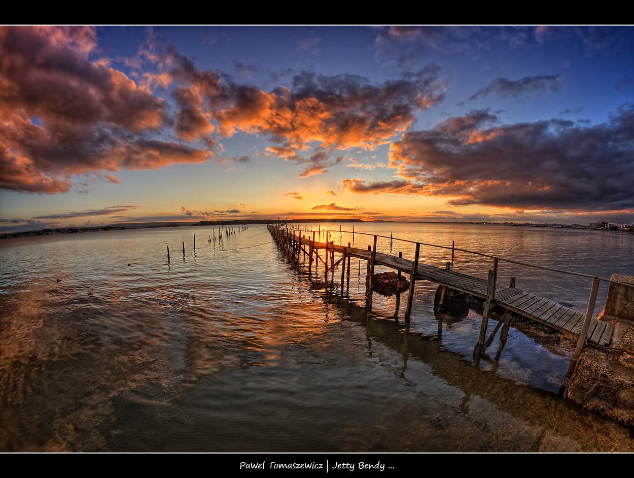 Photograph The Jetty ... by Pawel Tomaszewicz on 500px