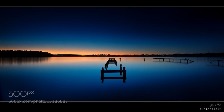 Photograph A z u r e by Jay Daley on 500px