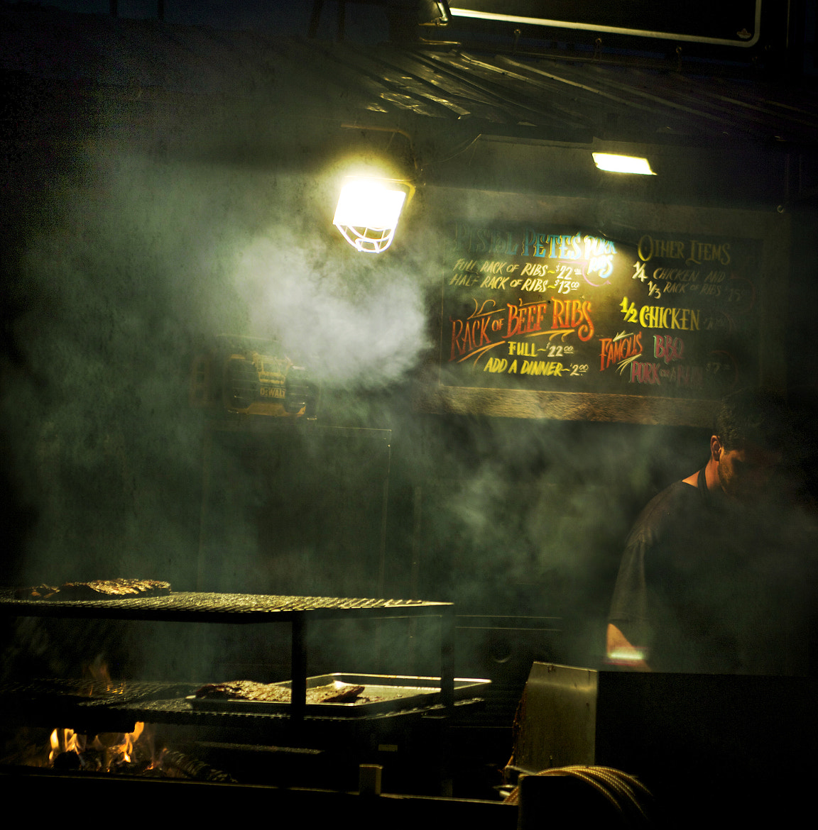 Photograph Late Night Ribs by Tania Fitzpatrick on 500px