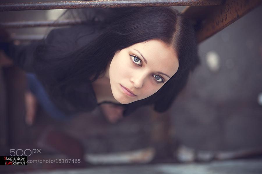 Photograph взгляд by Александр Ломанцов on 500px