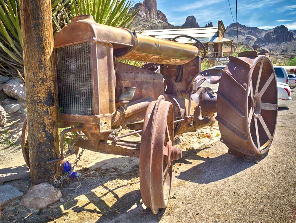 Photograph Tractor 1 by Steve Sutherland on 500px